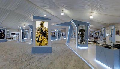 Saudi Special Security Force Al-Janadriyah Festival  معرض قوات الأمن الخاصة مهرجان الجنادرية 2017 3D Model
