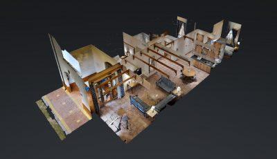 Villa Holiday Inn Resort Half Moon Bay Al Khobar شاليه منتجع هولدي ان ،  هاف موون  الخبر 3D Model