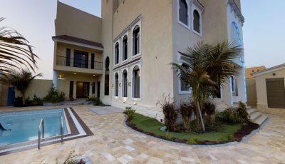 فيلا سكنية – للبيع – ابحر  الشمالية – جدة – شركة بصمة لإدارة العقارات 3D Model