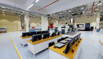 مركز الإبتكار للصناعة 4 3D Model