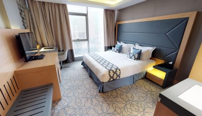 Grand Plaza Hotel 3D Model