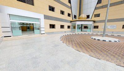 مركز رعاية الايتام – الدور الارضي 3D Model