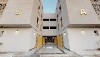 مشروع العجلان ريڤييرا 3 – المدخل وشقة العرض 3D Model